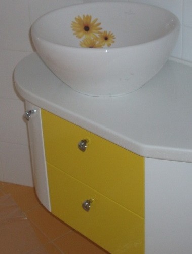 тумба в ванную